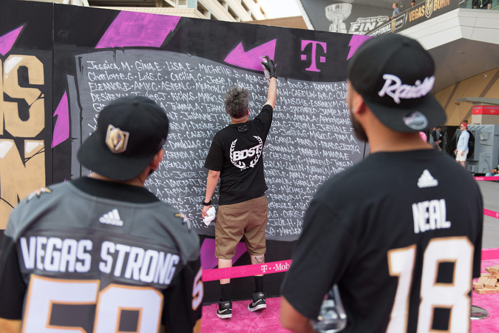 Vegas Street Art Live