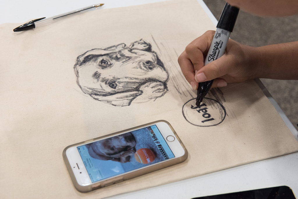 Pet Drawings Live