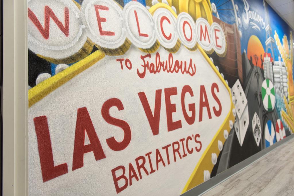 Las Vegas Graffiti Mural